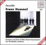 Franz Hummel: Gesualdo