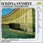 Franz Joseph Haydn & Carl Stanmitz: 3 Sinfonie Concertanti