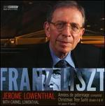 Franz Liszt: Années de pèlerinage; Christmas Tree Suite, Books 2 & 3