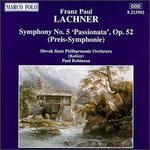 Franz Paul Lachner: Symphony No. 5