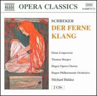 Franz Schreker: Der ferne Klang - Andreas Haller (bass); Celeste Barrett (contralto); Christina Styczynski (soprano); Cornelius Sullivan (tenor);...