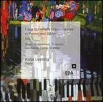 Franz Schreker's Masterclasses in Vienna and Berlin, Vol. 3