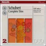 Franz Schubert: Complete Trios - Arthur Grumiaux (violin); Beaux Arts Trio; Bernard Greenhouse (cello); Daniel Guilet (violin); Eva Czako (cello); Georges Janzer (viola); Grumiaux Trio; Menahem Pressler (piano)