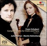 Franz Schubert: Complete Works for Violin and Piano, Vol. 1