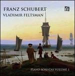Franz Schubert: Piano Sonatas, Vol. 1
