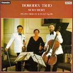 Franz Schubert: Piano Trio No. 1