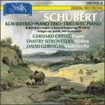 Franz Schubert: Piano Trio, Op.99/Adagio Op. Posth. 148