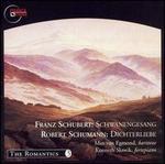 Franz Schubert: Schwanengesang; Robert Schumann: Dichterliebe
