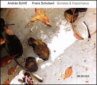 Franz Schubert: Sonatas & Impromptus - András Schiff (piano)