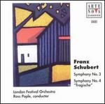 Franz Schubert: Symphonies Nos. 3 & 4