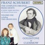 Franz Schubert: The Complete Original Piano Duets, Vol. 1