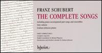 Franz Schubert: The Complete Songs - Adrian Thompson (tenor); Ann Murray (mezzo-soprano); Anthony Rolfe Johnson (tenor); Arleen Augér (soprano);...