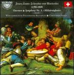 Franz Xaver Schnyder von Wartensee: Overture; Symphony No. 3