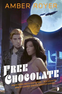 Free Chocolate - Royer, Amber, and Shen, Mingchen (Cover design by)