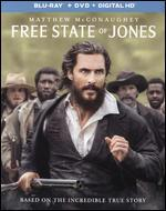 Free State of Jones [Includes Digital Copy] [Blu-ray]