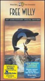 Free Willy: 10th Anniversary Special Edition [French]