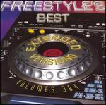 Freestyle's Best Extended Versions, Vol. 3-4
