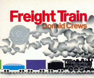 Freight Train Board Book - Crews, Donald