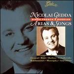 French and Russian Arias & Songs