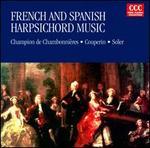 French & Spanish Harpsichord Music