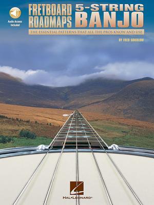 Fretboard Roadmaps 5-String Banjo - Sokolow, Fred