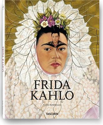Frida Kahlo Big Art - Kettenmann, Andrea
