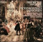 """Friedrich II """"Der Grosse"""": Flötenkonzerte & Sinfonien"""