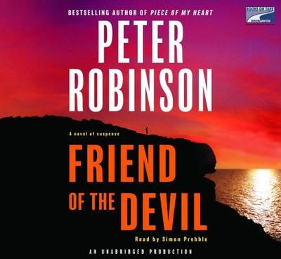 Friend of the Devil - Robinson, Peter, and Prebble, Simon (Read by)