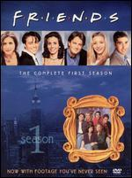 Friends: The Complete First Season [4 Discs]