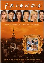 Friends: The Complete Ninth Season [4 Discs] [Repackaged] -
