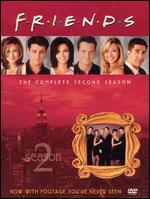 Friends: The Complete Second Season [4 Discs]