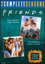 Friends: The Complete Third and Fourth Seasons [8 Discs]