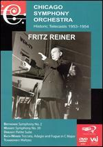 Fritz Reiner Conducts the Chicago Symphony Orchestra 1953-1954