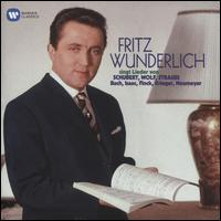 Fritz Wunderlich singt Schubert, Strauss, Wolf - Annelies Kupper (soprano); Fritjof Fest (vocals); Fritz Wunderlich (tenor); Gerhard Kastner (recorder);...