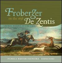 Froberger on the 1658 de Zentis - Pamela Ruiter-Feenstra (harpsichord)