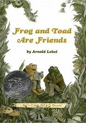 Frog and Toad Are Friends -
