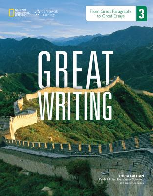 great paragraphs great essays folse Reading-based part iii writing paragraphs and essays: great grammar for great writing keith s, folse / elena vestri solomon 7 great writing 2_great paragraphs.