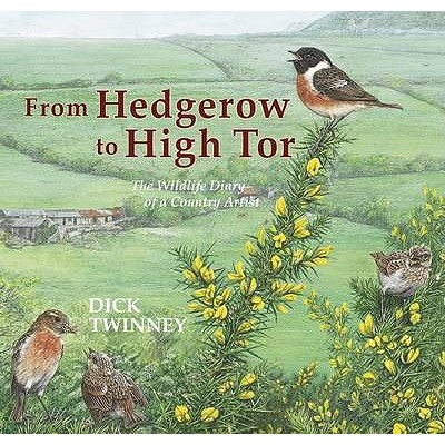 From Hedgerow to High Tor: The Wildlife Diary of a Country Artist -