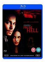 From Hell [Blu-ray] - Albert Hughes; Allen Hughes
