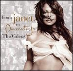 From Janet to Damita Jo: The Videos [Jewel Case]