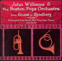 From Sousa to Spielberg - John Williams & the Boston Pops Orchestra