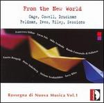 From the New World: Rassegna di Nuova Musica, Vol. 1