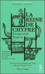 Fromental Halévy: La Reine de Chypre