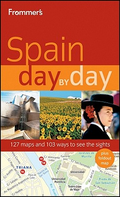 Frommer's Spain Day by Day - Harris, Patricia
