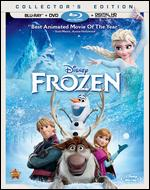 Frozen [2 Discs] [Includes Digital Copy] [Blu-ray/DVD] - Chris Buck; Jennifer Lee