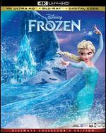 Frozen [Includes Digital Copy] [4K Ultra HD Blu-ray/Blu-ray]