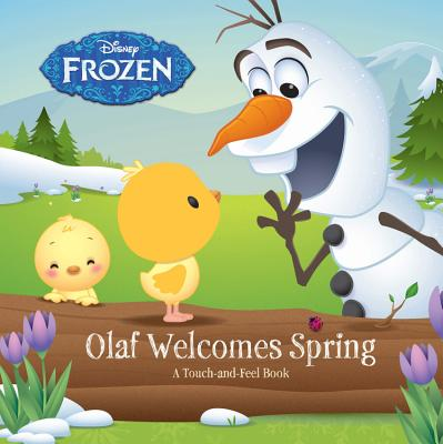 Frozen: Olaf Welcomes Spring - Disney Book Group
