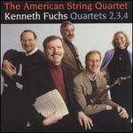 Fuchs: Quartets 2, 3, & 4