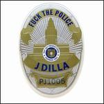 "Fuck the Police [Badge Shaped 7""]"
