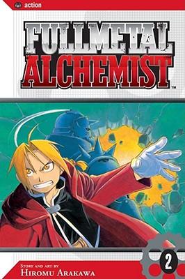Fullmetal Alchemist, Vol. 2 -